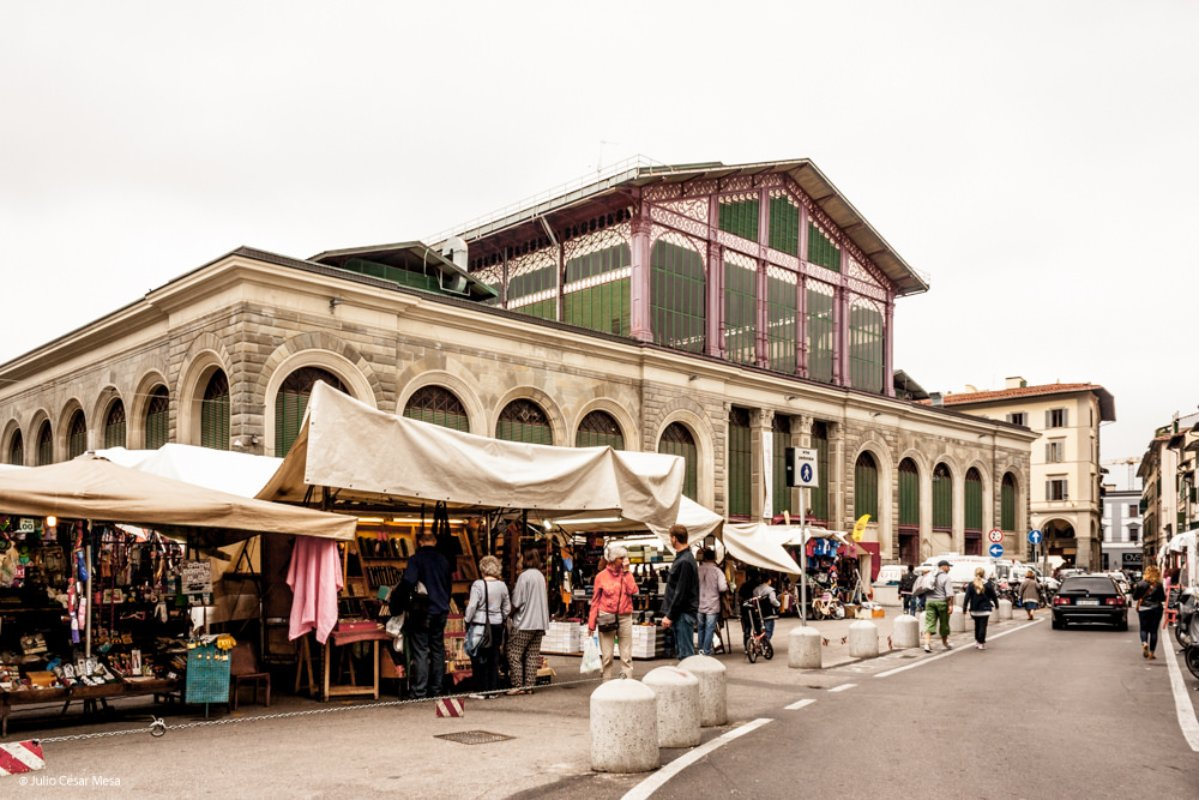Italian Florence: Around Florence: 5 Food Markets
