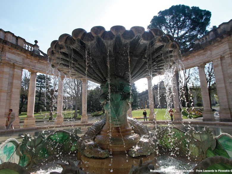 Montecatini fountain