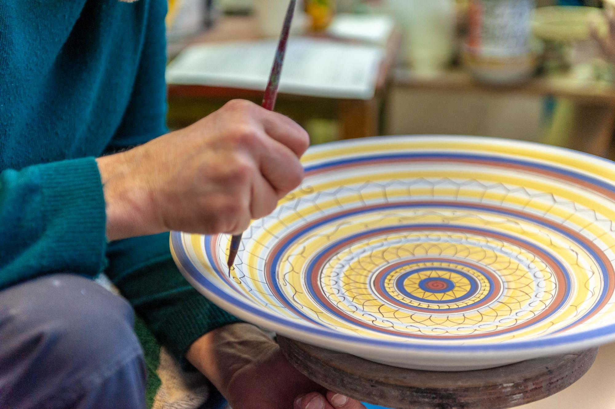 Ceramiche Toscane Montelupo Fiorentino montelupo ceramics   visit tuscany