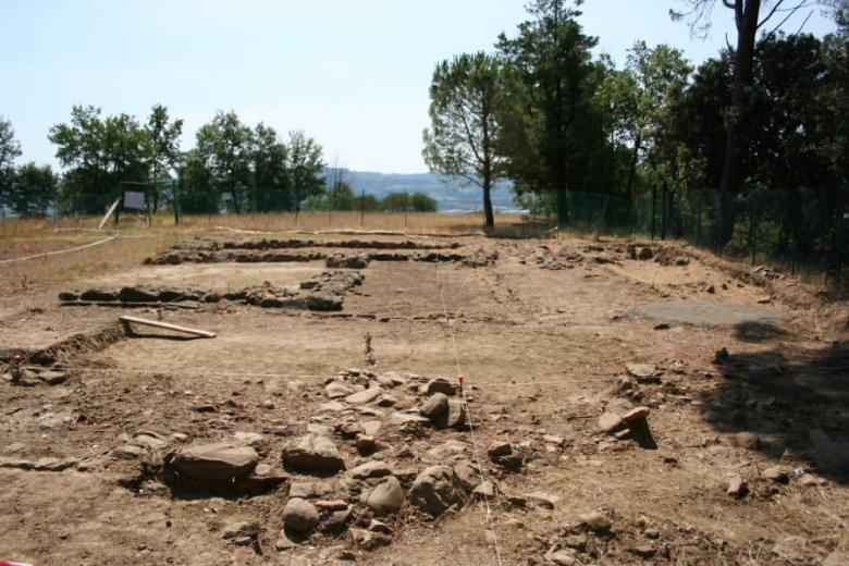 Archaeological area of Montereggi