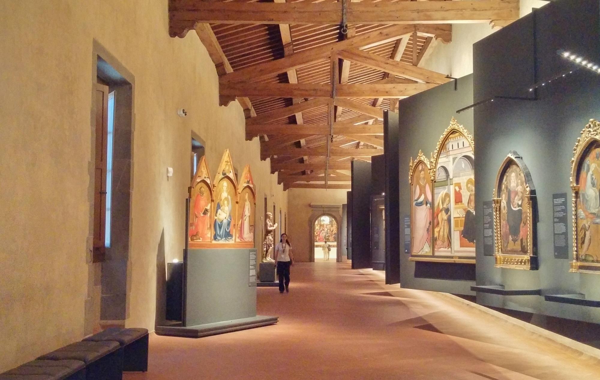 Museo Degli Innocenti History Of Childcare Was Born In