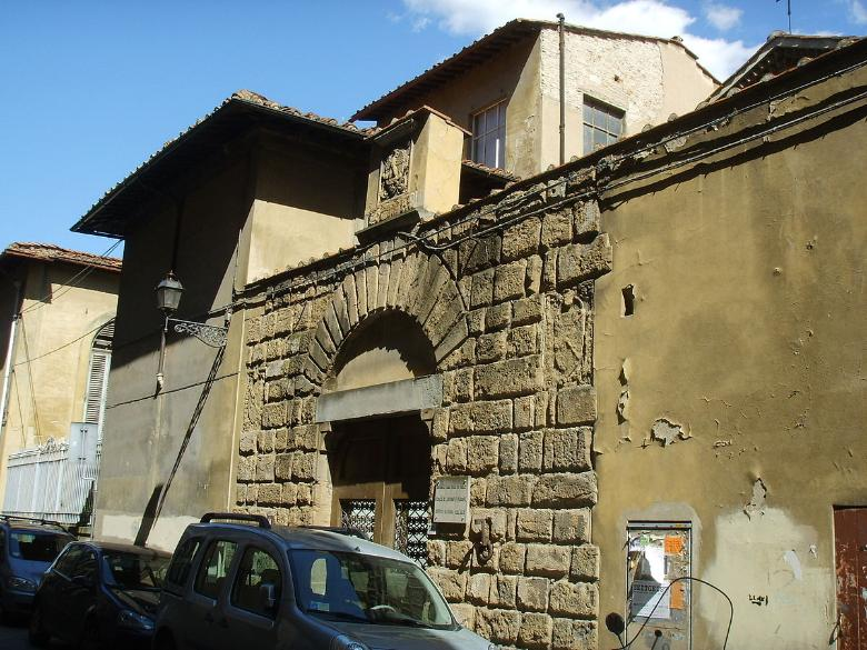 Ospizio dell'Orbatello a Firenze