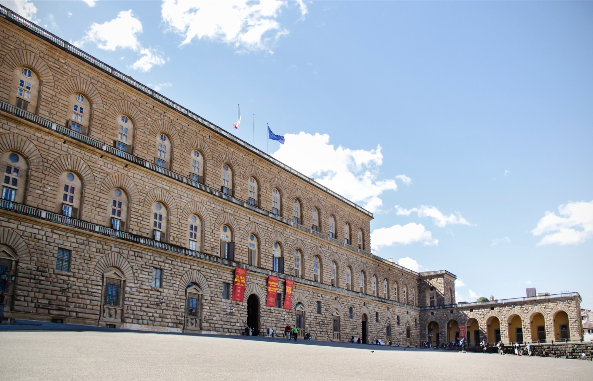 Museums with special tactile paths visit tuscany for Palazzo pitti