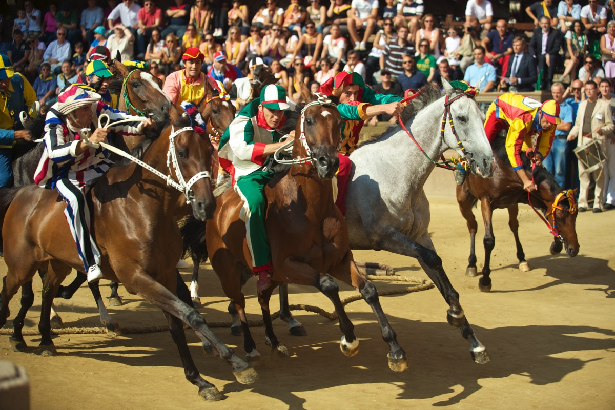 The Palio [Photo Credits: Janus Kinase]