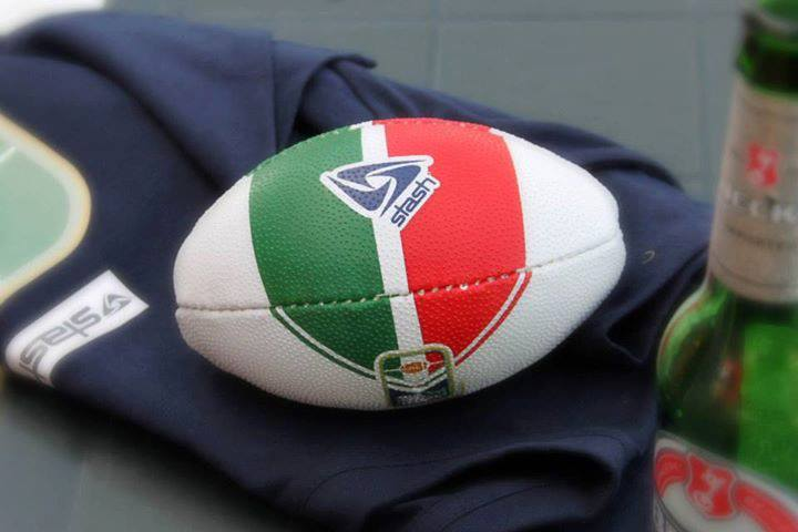 Rugby ball [Photo Credits: Magnifici Firenze Rugby League]