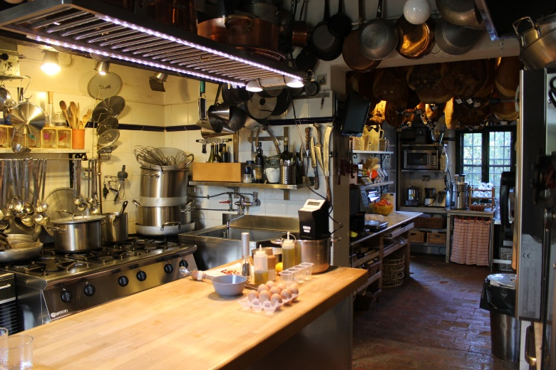 Paolo Parisi's kitchen