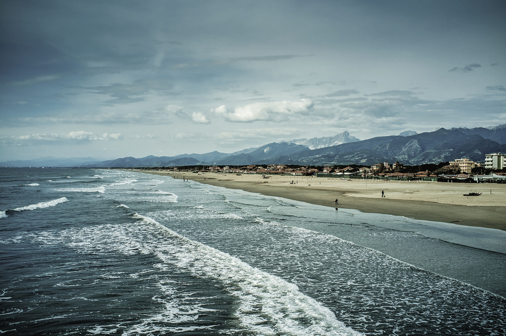 Marina di Pietrasanta [Photo Credits: Giandomenico Jardella]
