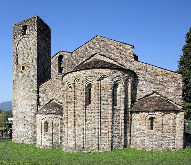 Pieve of Sorano [Photo Credits: turismoinlunigiana.it]