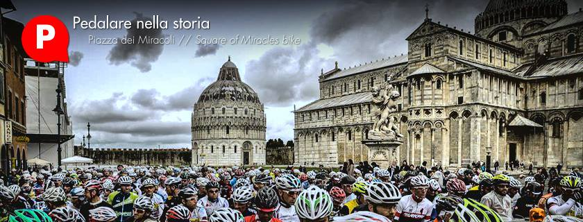Tuscany Bike Challenge in Pisa
