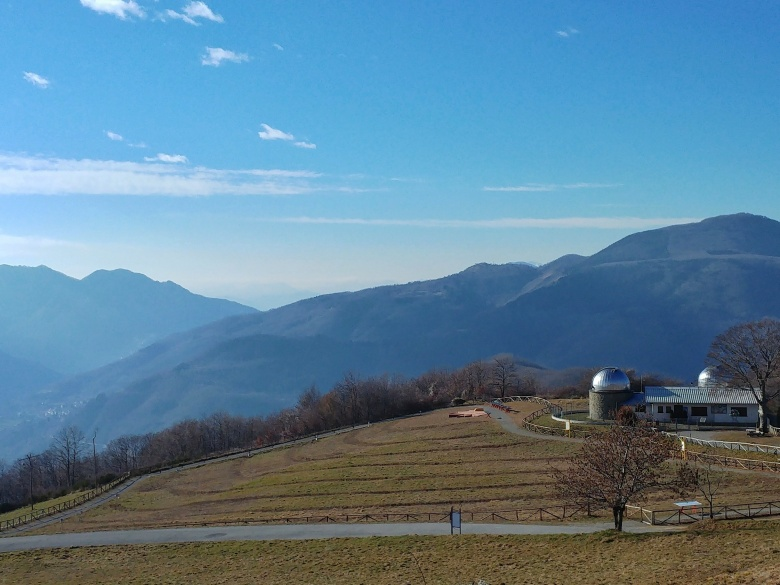 The Pistoia Mountains Astronomical Observatory and the Stars Park
