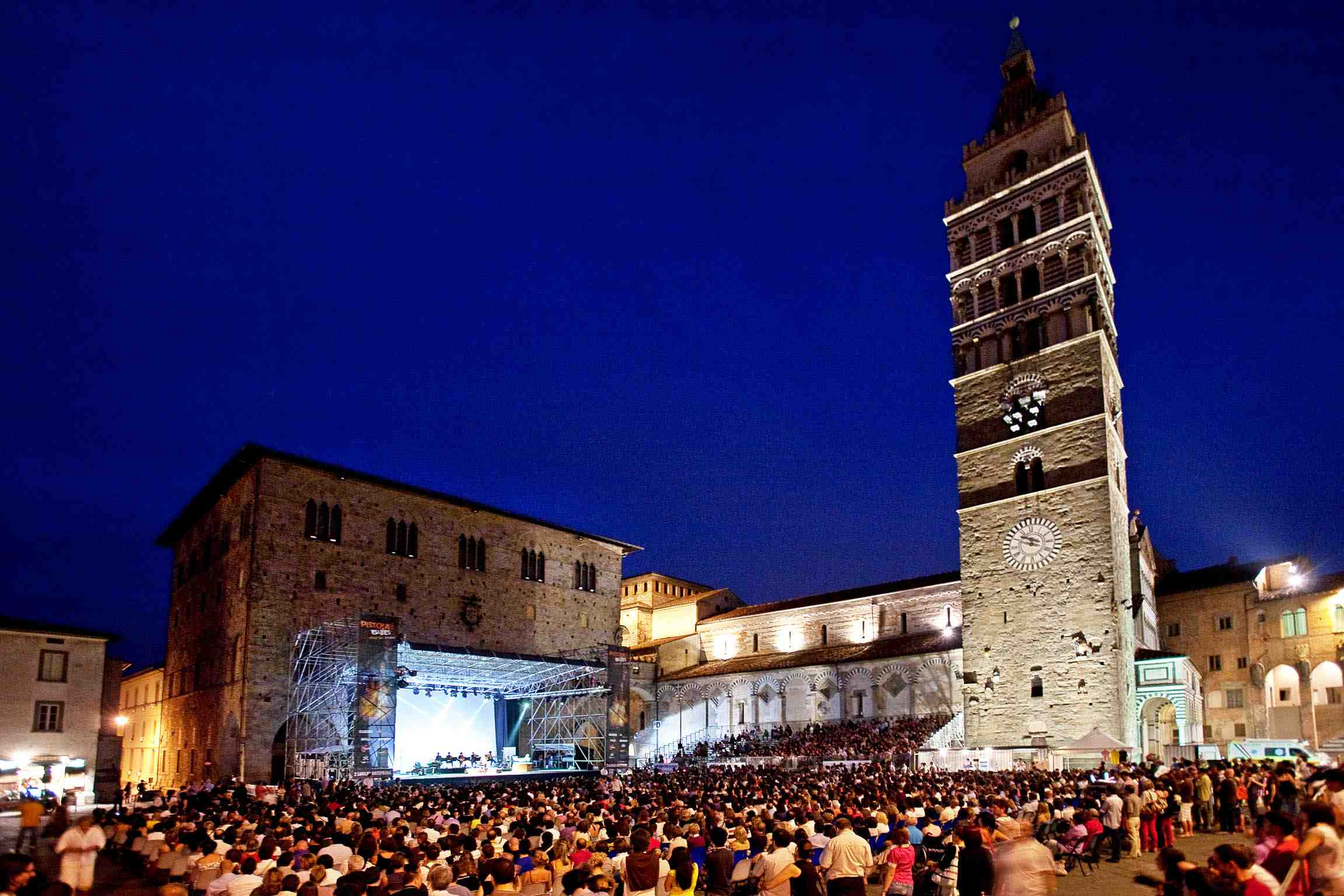 [Photo Credits: Pistoia Blues Festival]