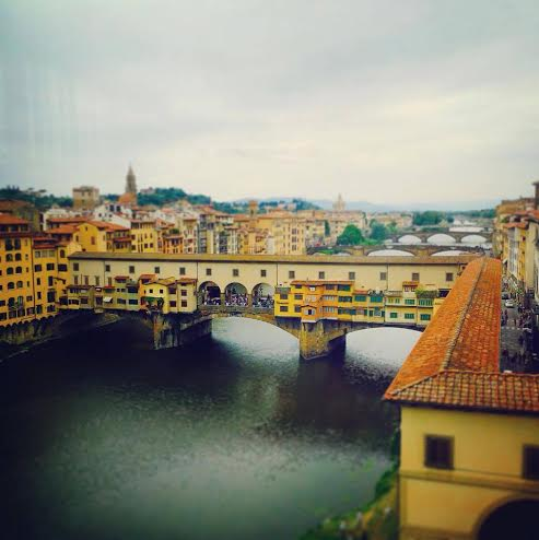 Ponte Vecchio [Photo Credits: Nardia Plumridge]