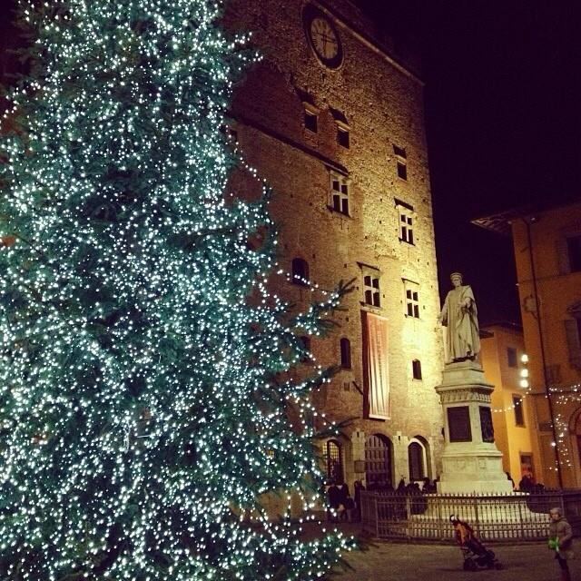 Prato at Christmas [Photo Credtis: @edomarzo on Prato Facebook page]
