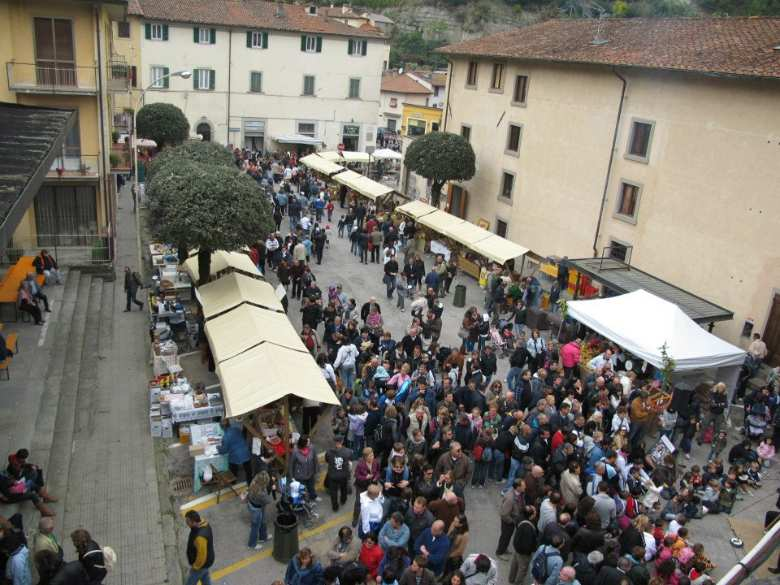 Chestnut Festival in Marradi