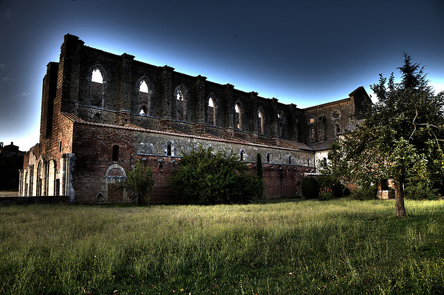 San Galgano Abbey [Photo Credits: Stefano Olmi]