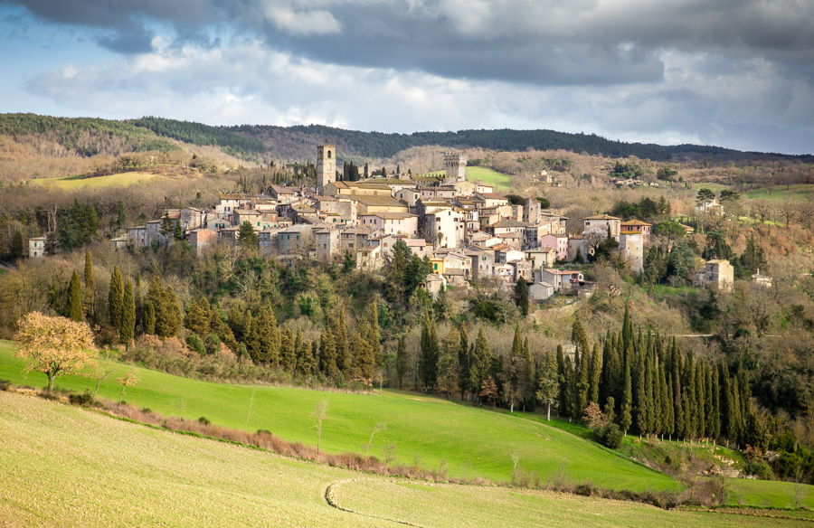 Wellness And Wine Itineraries In Siena