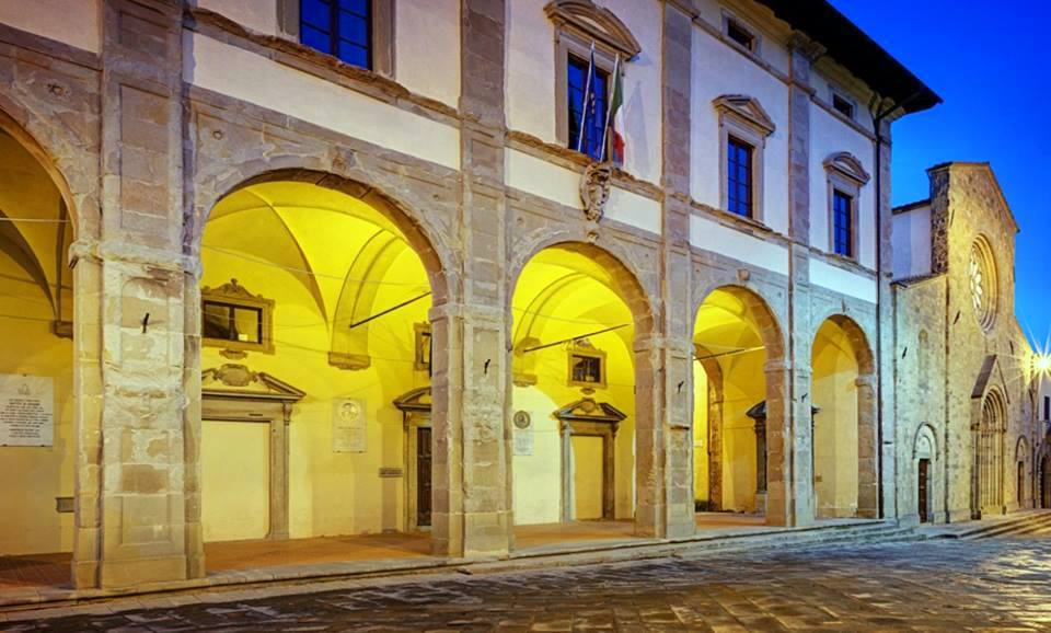 The Duomo of Sansepolcro [Photo Credits: Silvano Lagrimini]