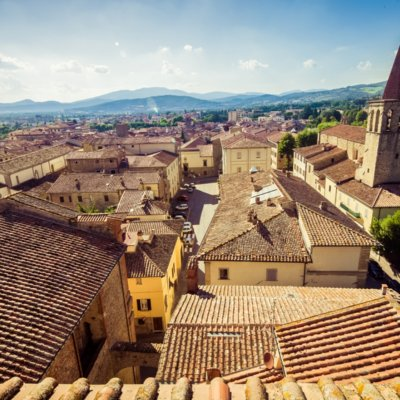 Charles Roffey pictures of sansepolcro