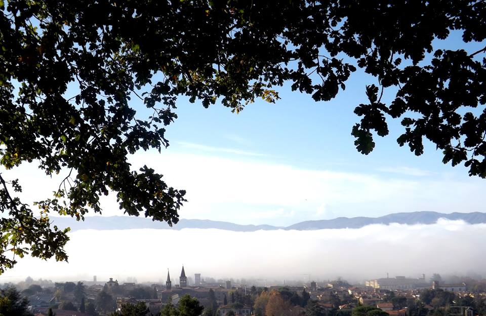 A view of Sansepolcro [Photo Credits: Silvano Lagrimini]