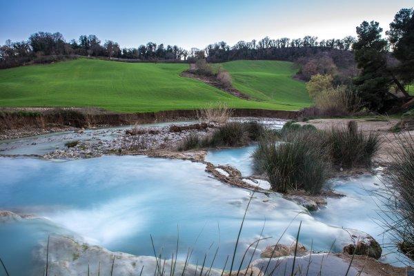 Free natural hot springs in Tuscany | Visit Tuscany