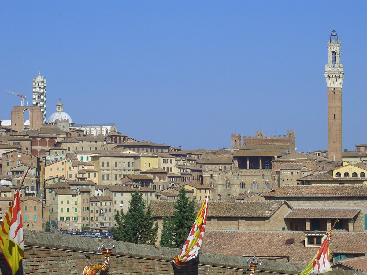 Siena, the city of the Palio [Photo Credits: p.s.v.]