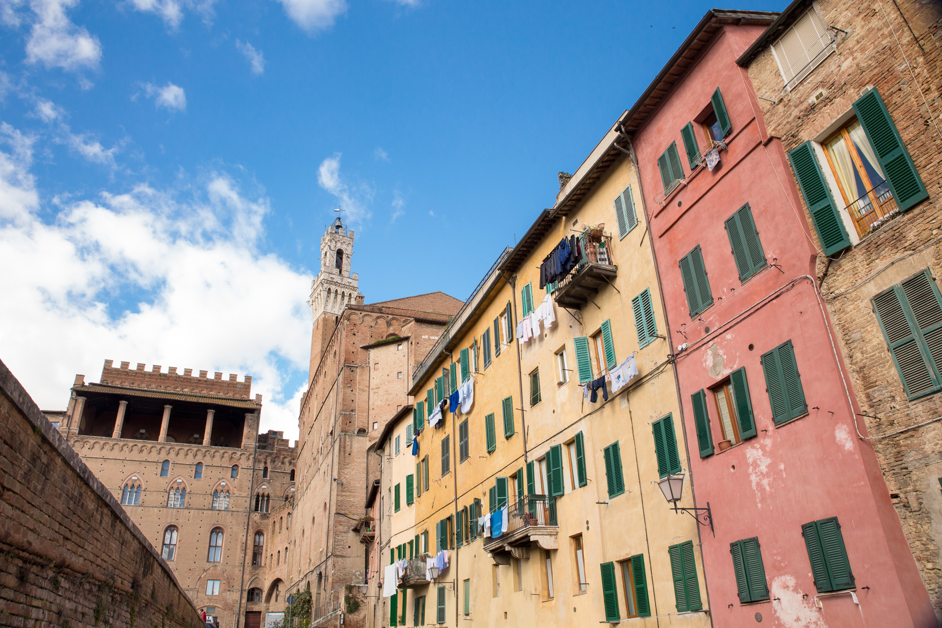 Siena [Photo credits: Goncalo Figueiredo for #playtuscany]