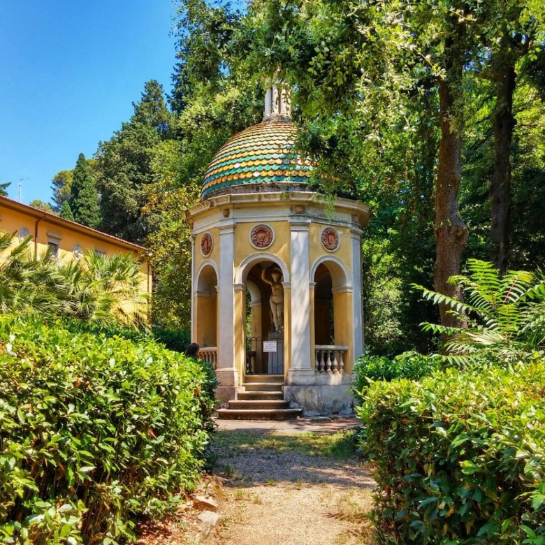 Italian Florence: Free Parks And Gardens In Florence