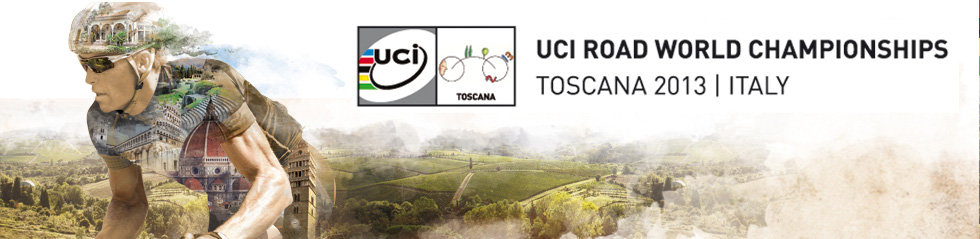 UCI Road World Championships in Tuscany