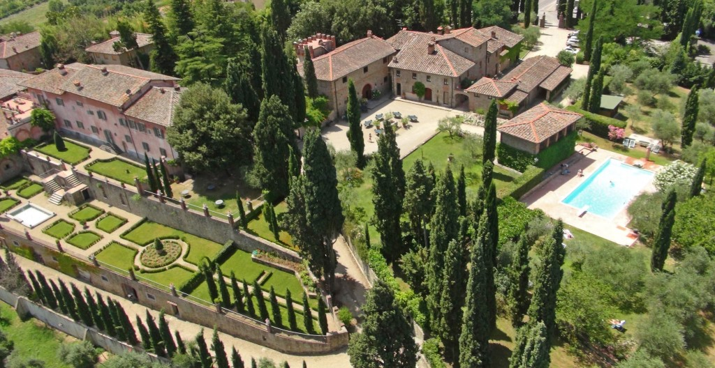 Villa Barberino [Photo credits: Villa Barberino]