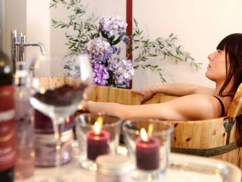 Vinotherapy and relaxation