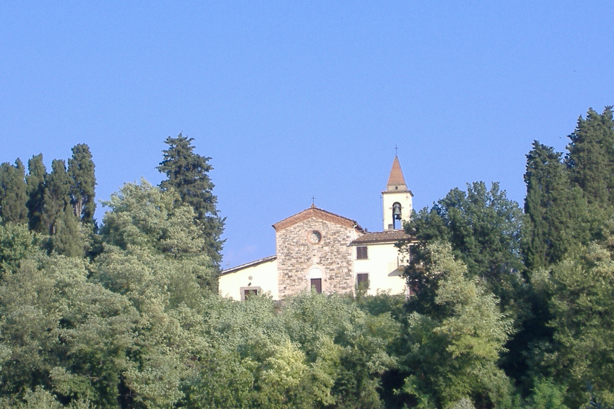 Bagno a ripoli a hiker s guide to the hills of the renaissance