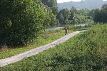 Cycling track Firenze-Signa