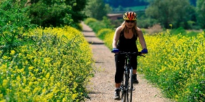 Montepulciano Nobile trail by bike