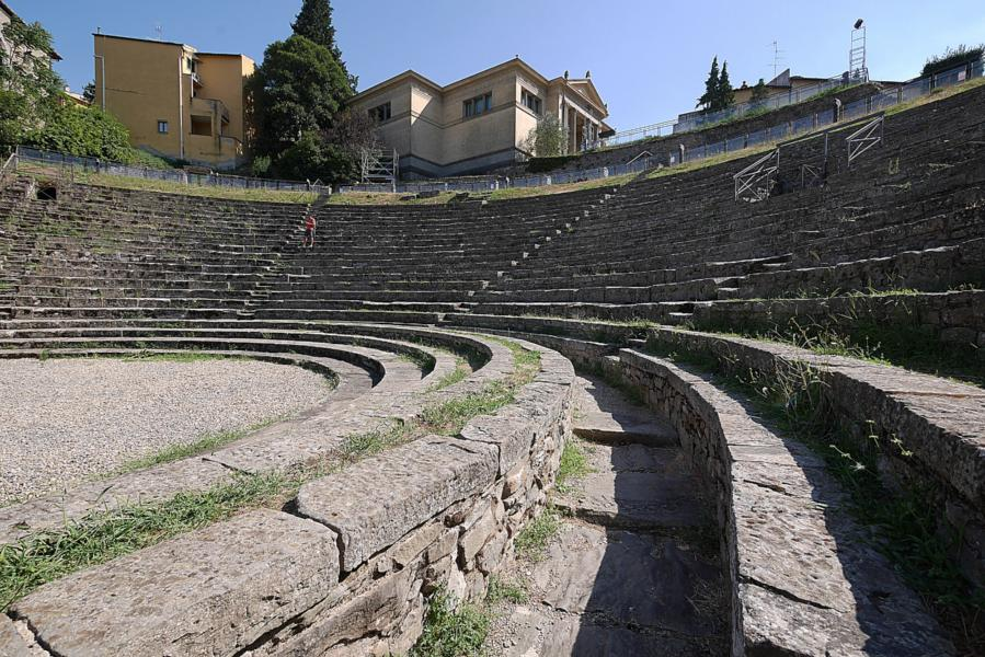 Roman theatre in Fiesole