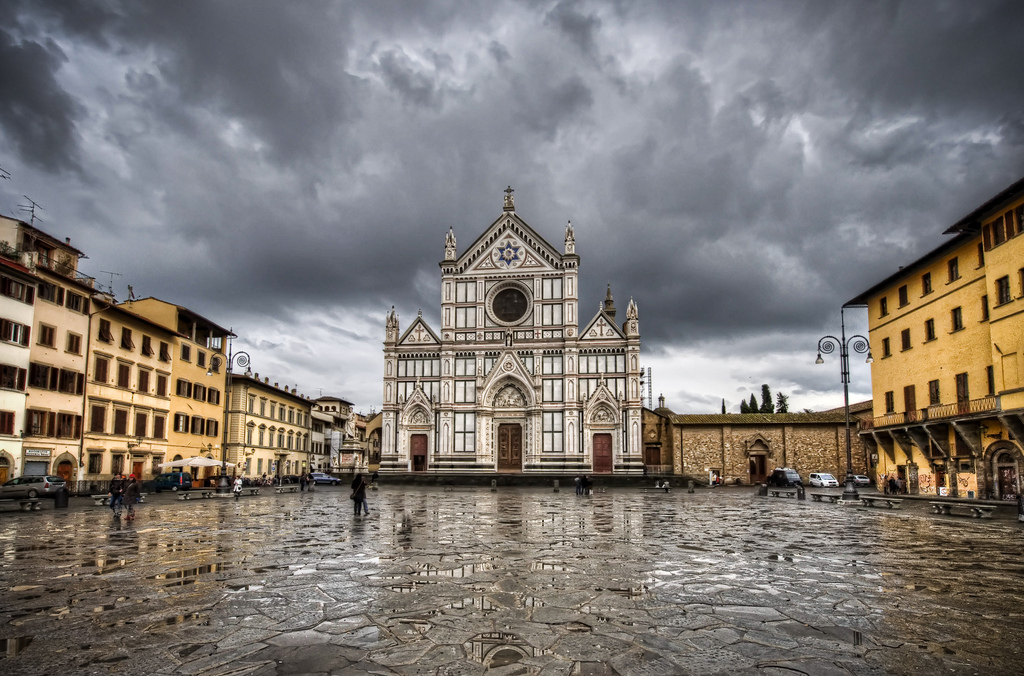 Church of Santa Croce [Photo Credits: Augusto Mia Battaglia]