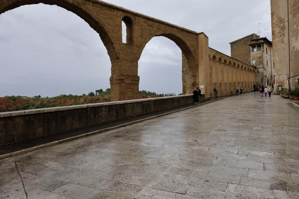 The 16th-century Aqueduct [Photo Credits:<br />Città del Tufo Maremma Toscana]