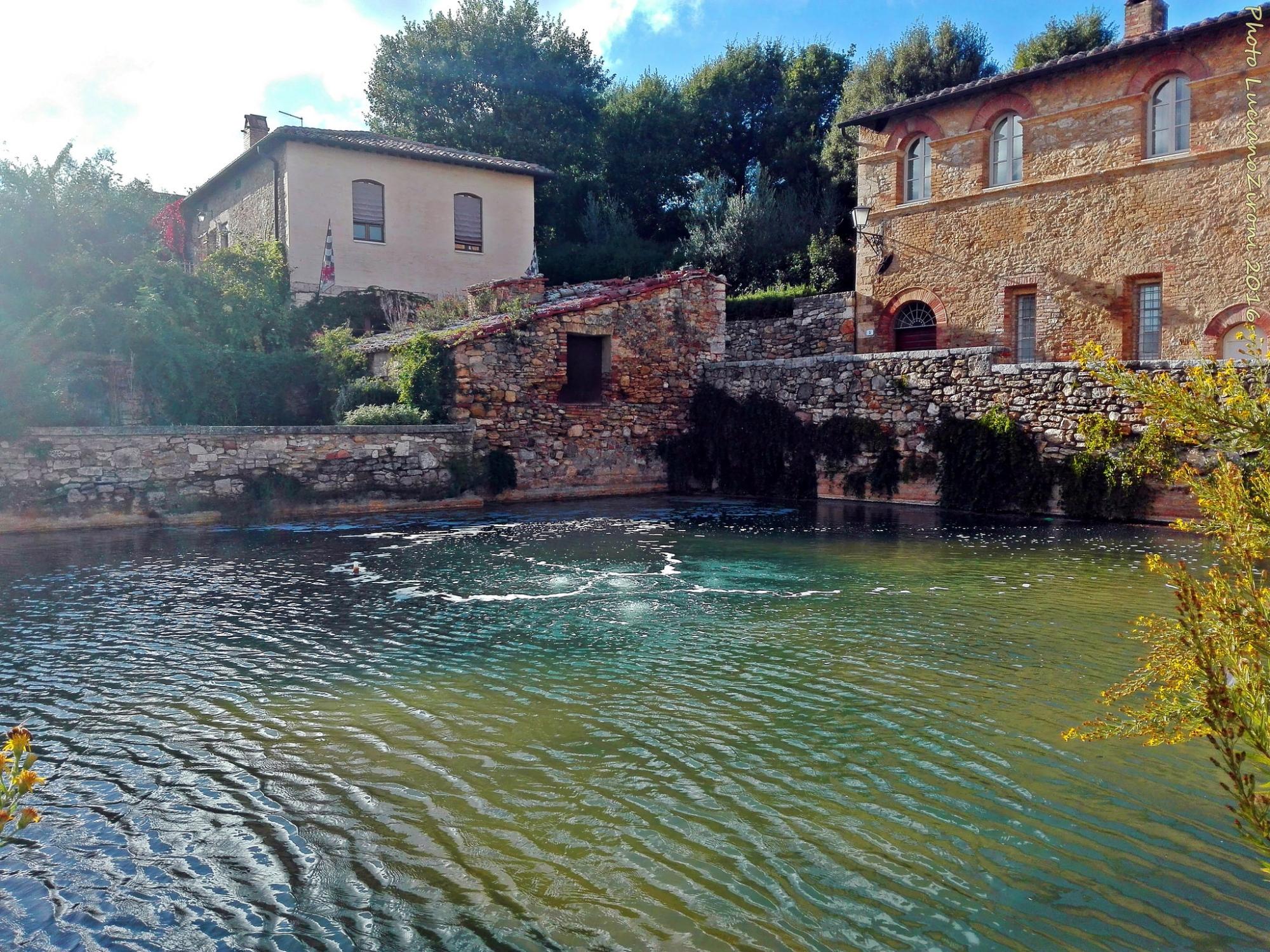 Alla scoperta del fascino di bagno vignoni e pienza visit tuscany
