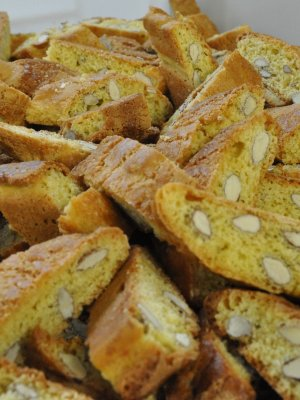 Cantuccini from Prato