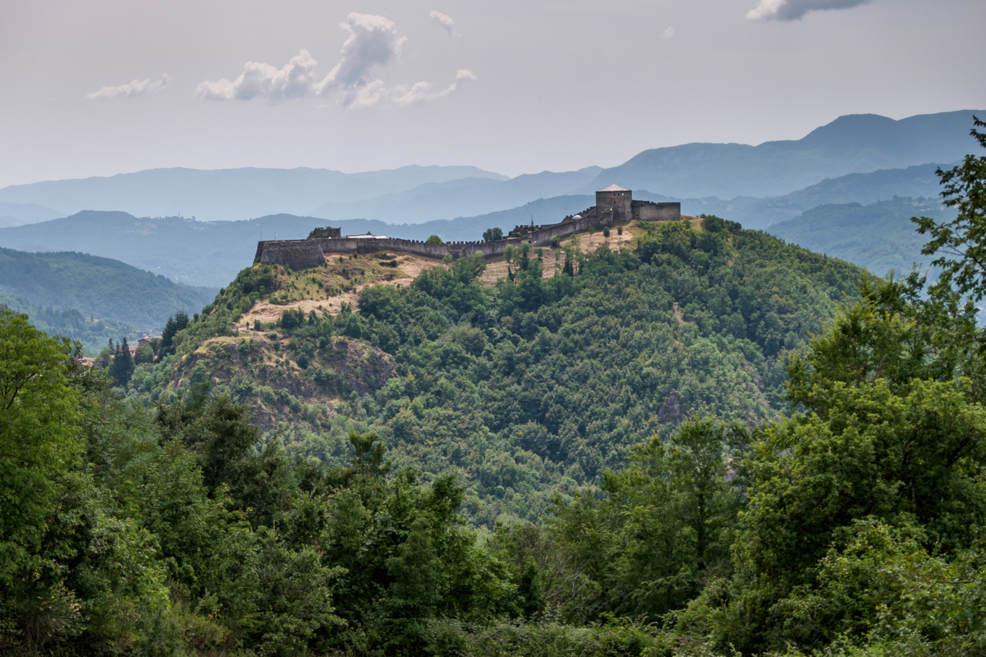 Garfagnana, the wild side of Tuscany - Magazine cover