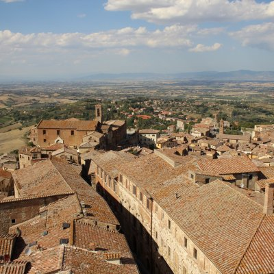 view-from-palazzo-comunale-tower-montepulciano-II