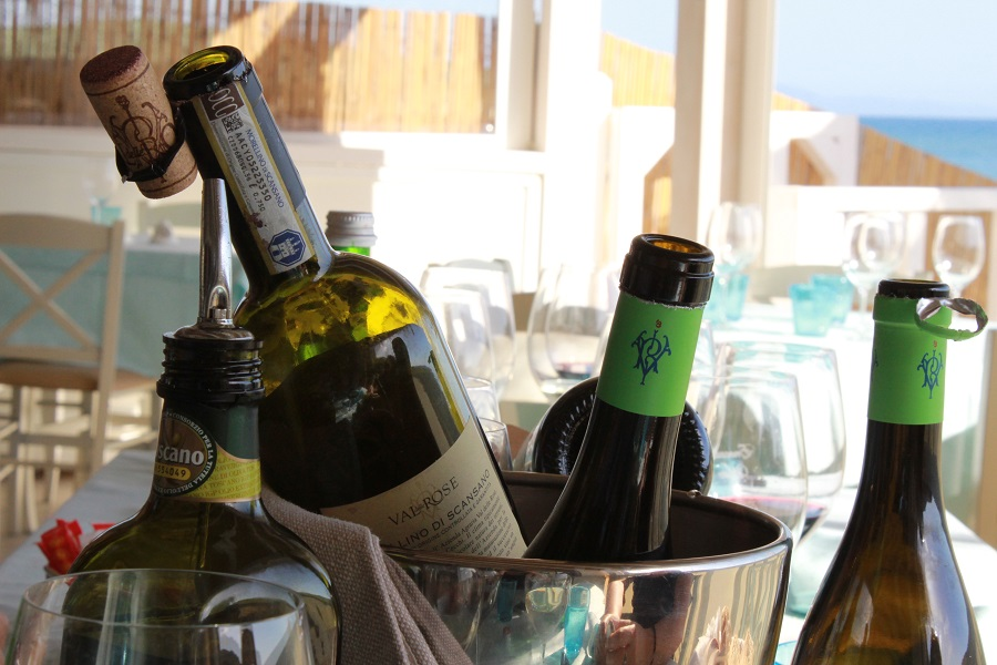 Wines from the Maremma