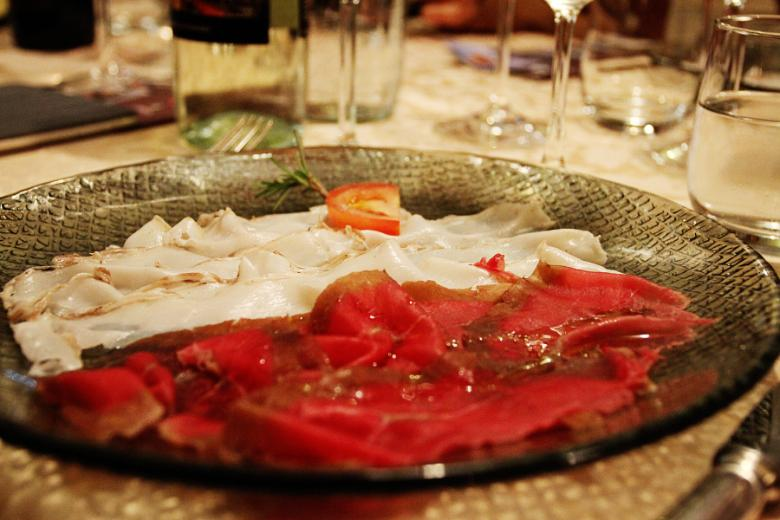 Tuscan cold cuts