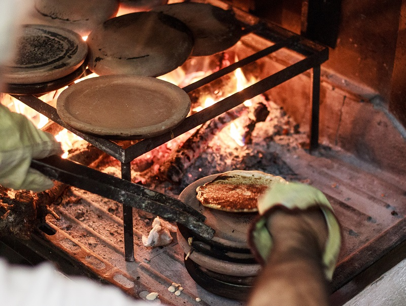 Making Panigacci [Photo credits: Serena Puosi]