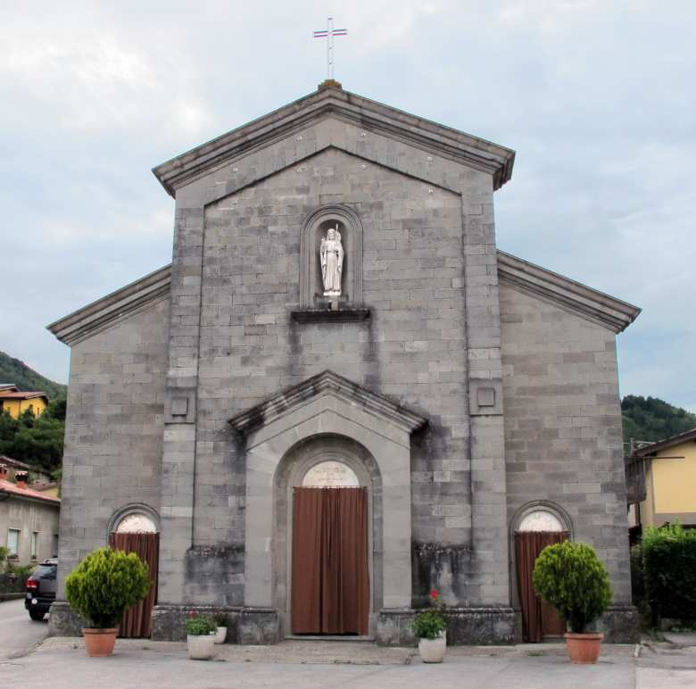 San Jacopo, Camporgiano