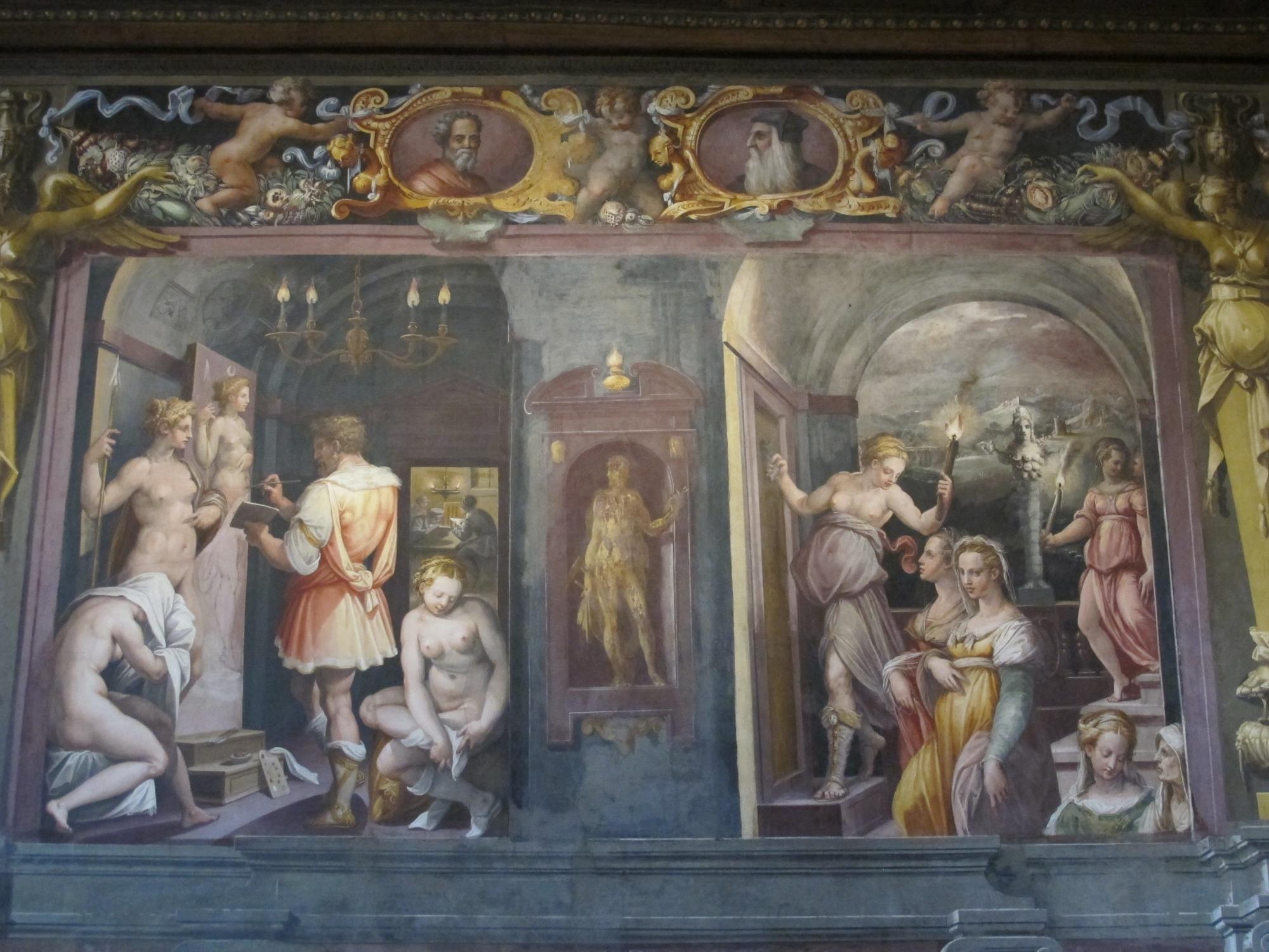 Casa vasari in florence visit tuscany - Casa del giunco firenze ...