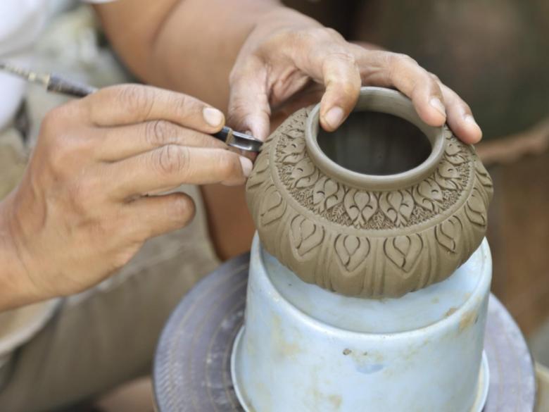 Lavorazione Della Ceramica.Le Citta Della Ceramica Arte E Tradizioni In Toscana