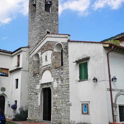 The Church of Saints Giusto and Clement in Faltugnano, Vaiano