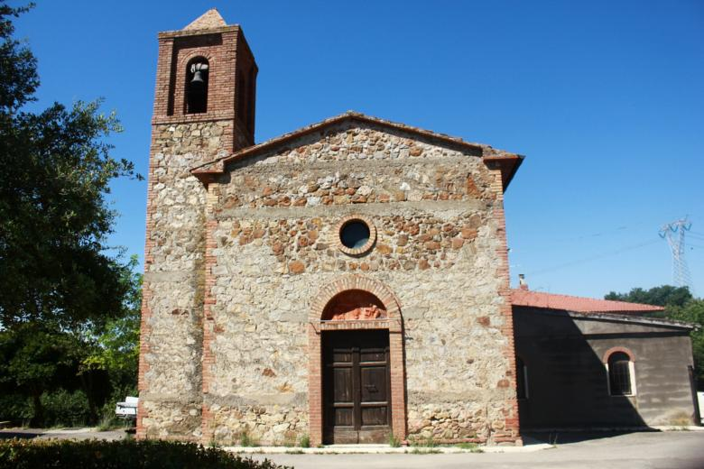 Church of Maria Bambina, Dogana di Civitella