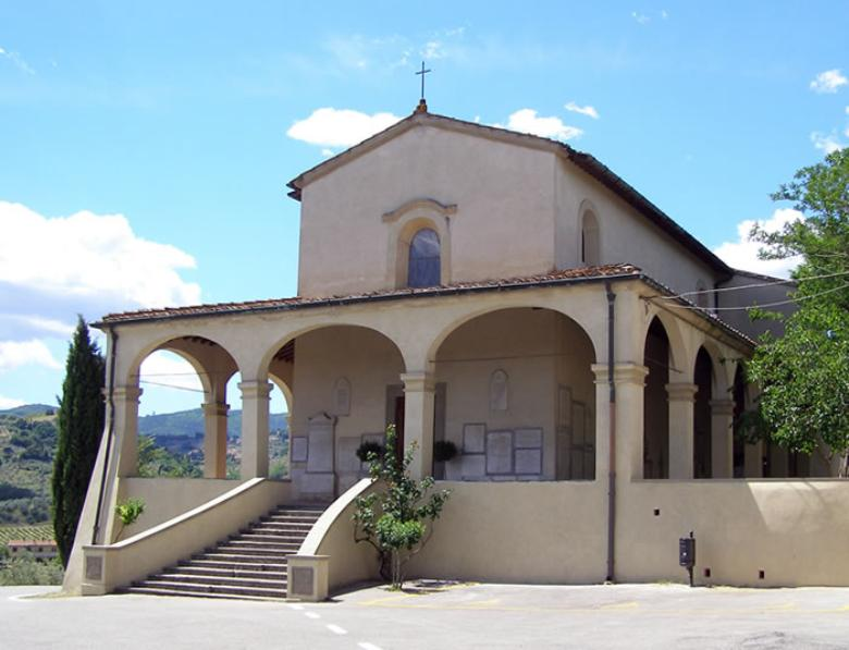 Church of San Francesco in Bonistallo