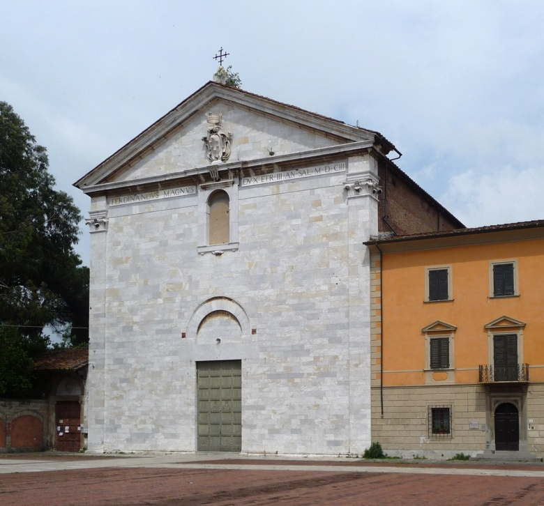 Church of San Francesco in Pisa